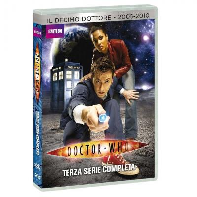 Doctor Who - Terza Serie Completa - Il Decimo Dottore (2005 - 2010)
