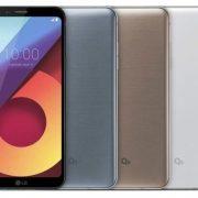Ecco LG Q6, è il fratellino minore del G6