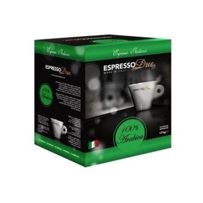 Espresso Due - Capsule 100% Arabica