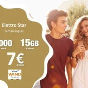 15GB a soli 7 euro con Wind Smart 7