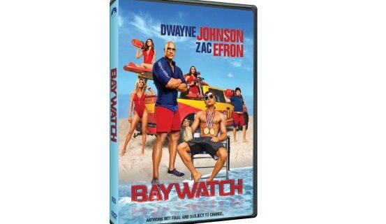 Baywatch arriva dal 20 Settembre in home video