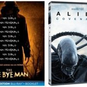 Alien: Covenant e The Bye Bye Man tra i titoli in home video dal 13 Settembre