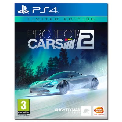 Project Cars 2 Limited Edition - PlayStation 4