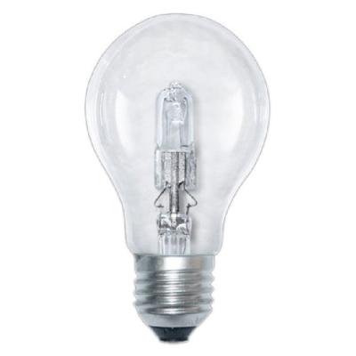 Lampadina Alogena 28W E27, resa 37W 370 lumen bianco caldo