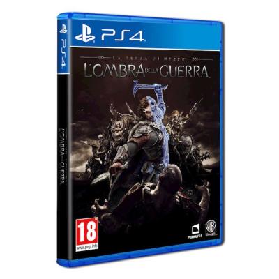 La Terra di Mezzo: L'Ombra della Guerra - PS4