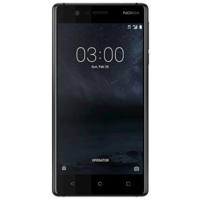 Nokia 3 Dual Sim Black 16GB