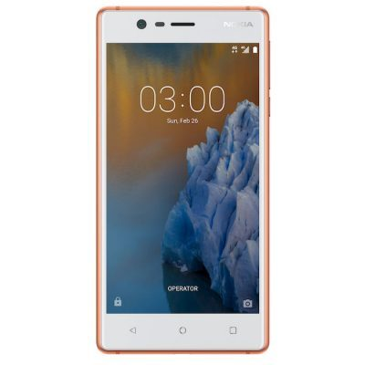 Nokia 3 Dual Sim Copper White 16GB