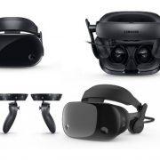 Samsung e Microsoft presentano Odissey, il visore per la Mixed Reality