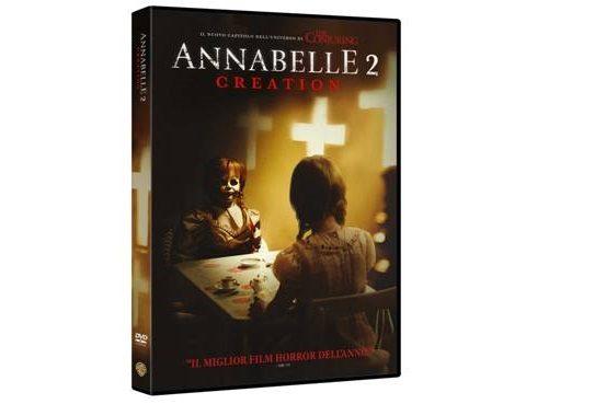 Scopri Annabelle 2 Creation e tutti i titoliin uscita in home video dal 22 Novembre!
