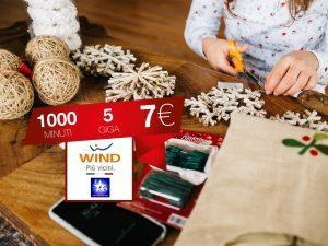 Preparati al Natale con Wind Smart Easy 7