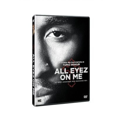 All Eyez On Me - DVD Rental