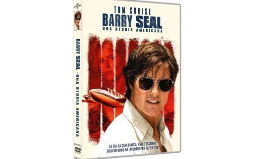Barry Seal: Una Storia Americana in Home Video dal 10 Gennaio!