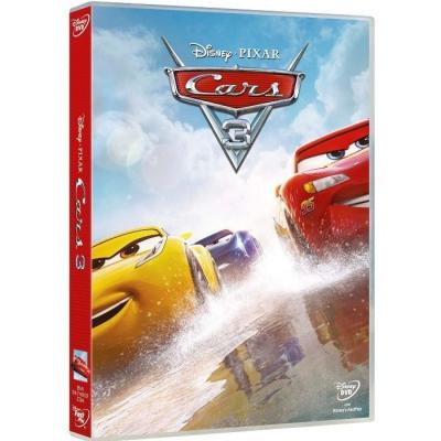 Cars 3 - DVD Rental