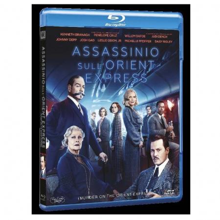 Assassinio Sull'Orient Express (2017) Blu-ray Disc Rental