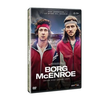 Borg VS McEnroe DVD Rental