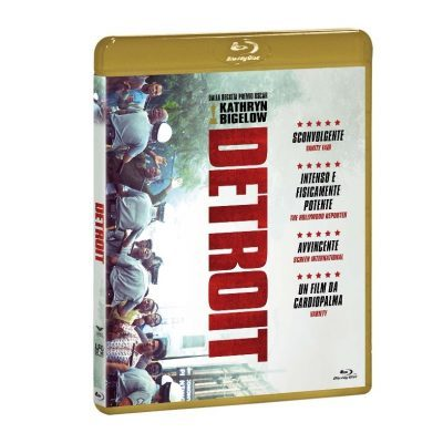 Detroit - Blu-Ray Disc