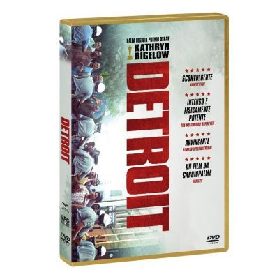 Detroit - DVD Rental