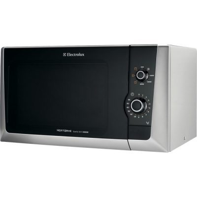 Electrolux EMM21150S Forno a Microonde con grill 18.5L 800W Argento