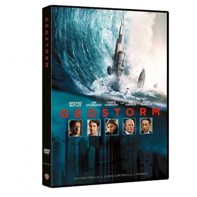 Geostorm - DVD Rental