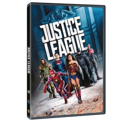 Justice League - DVD Rental