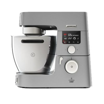 Kenwood Cooking Chef Gourmet KCC9068S 1500W 6,7Lt Acciaio Inox