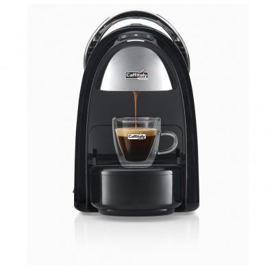 Macchina da Caffè Ambra S18 Nera Caffitaly