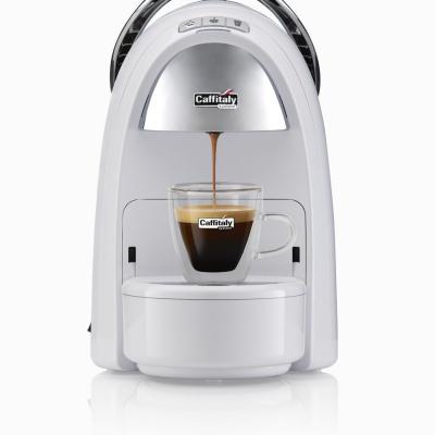 Macchina da Caffè Ambra S18 Bianca Caffitaly