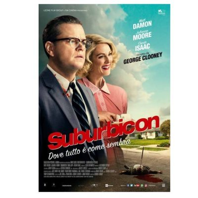 Suburbicon DVD Rental