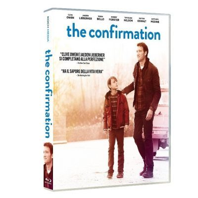 The Confirmation - DVD Rental