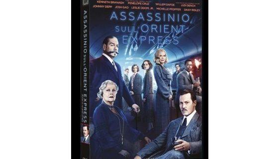 Un treno, un omicidio, 13 sospettati... Assassinio sull'Orient Express arriva finlamente da Elettro Star in DVD e Blu-ray Disc!