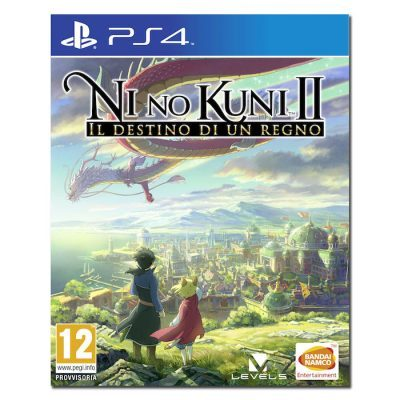 Ni No Kuni II: Il Destino di un Regno - PS4