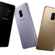 Scopri il nuovo Samsung Galaxy A8 con Infinity Display e doppia fotocamera frontale!