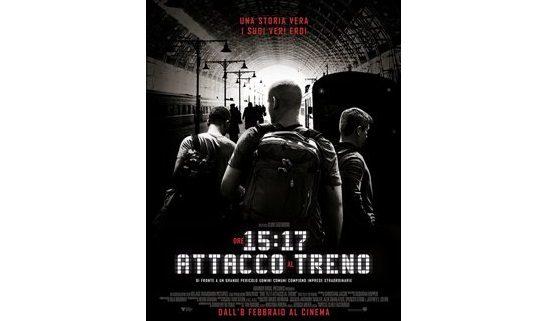 15:17 Attacco al Treno in Home Video dal 6 Giugno