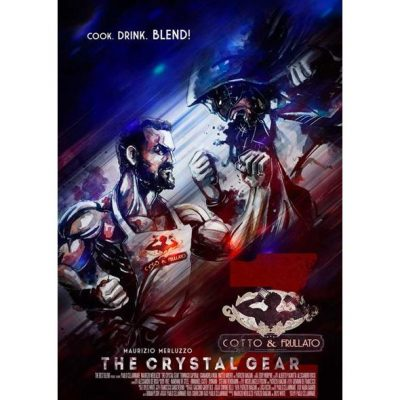 Cotto e Frullato Z - The Crystal Gear