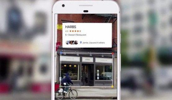 Google ripensa Maps, che ora sarà più intelligente ed introdurrà la funzionalità lens