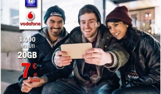 Da Vodafone arriva una Special per tutti!