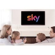 Prova Sky a soli 9€ x 6 settimane, parabola e montaggio gratis!