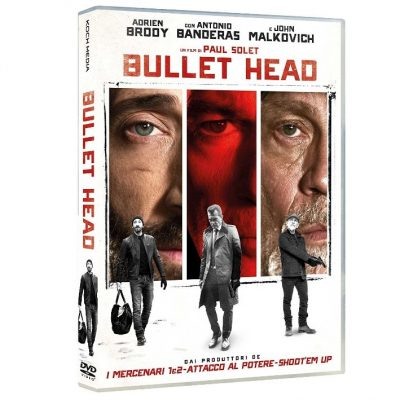 Bullet Head - DVD Rental