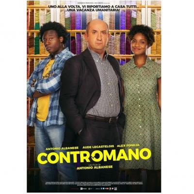 Contromano - DVD Rental