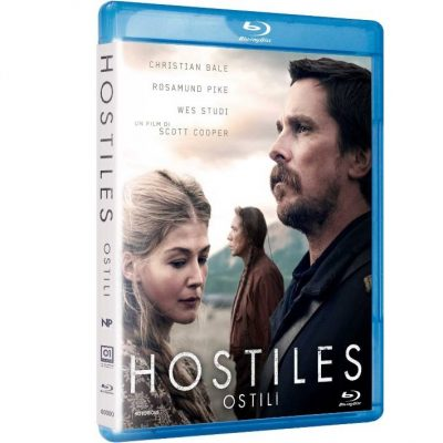 Hostiles - Ostili Blu-ray Disc Rental