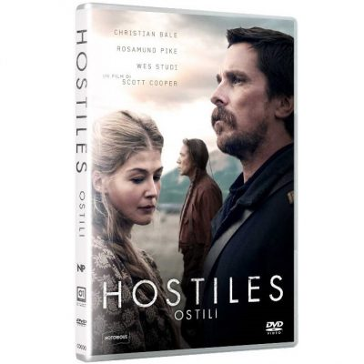 Hostiles - Ostili DVD Rental