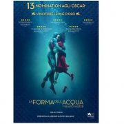 La Forma dell'Acqua - The Shape Of Water in Home Video dal 27 Giugno