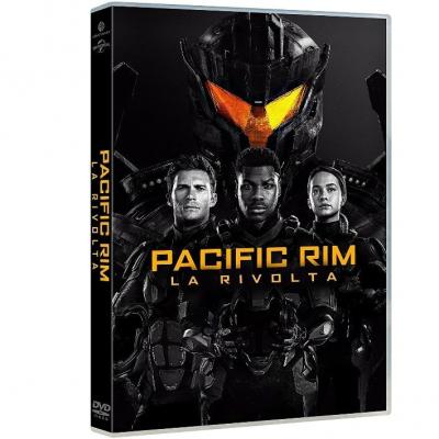 Pacific Rim: La Rivolta - DVD Rental