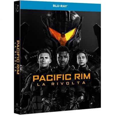 Pacific Rim: La Rivolta - Blu-ray Disc Rental
