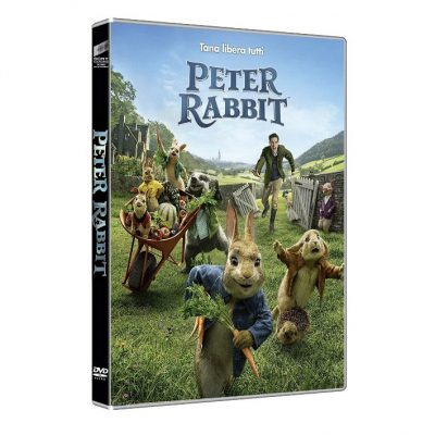 Peter Rabbit - DVD Rental