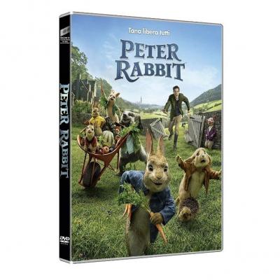 Peter Rabbit - DVD Rental