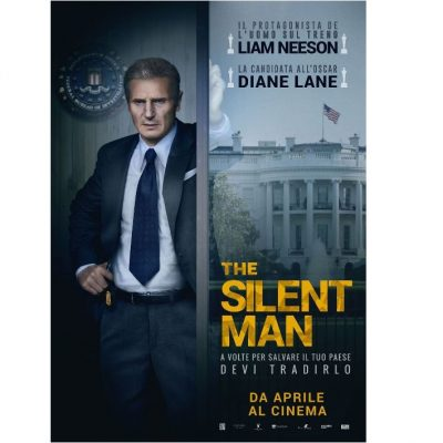 The Silent Man - Blu-ray Disc Rental