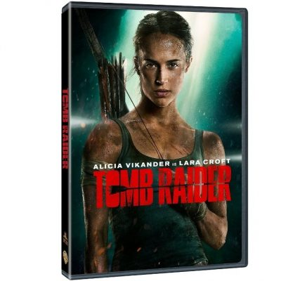 Tomb Raider (2018) - DVD Rental