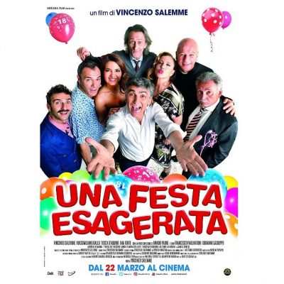 Una Festa Esagerata - DVD Rental