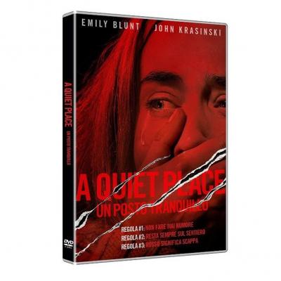 A Quiet Place - Un Posto Tranquillo - DVD Rental